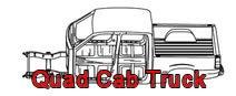 Quad Cab Truck